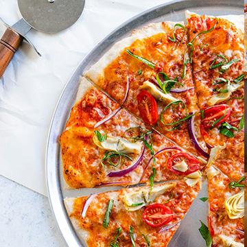 Logo O Pedaço da Pizza