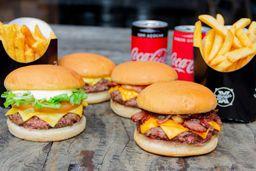 Burger X