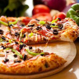 Zuka Pizza Pasta