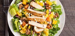 Pranzo Refeição e Salada