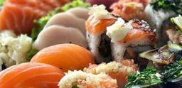 Red Black Sushi
