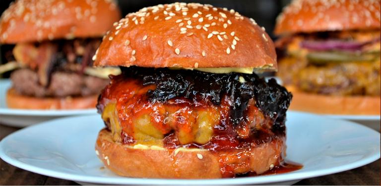 Logo Simbalaê Burger