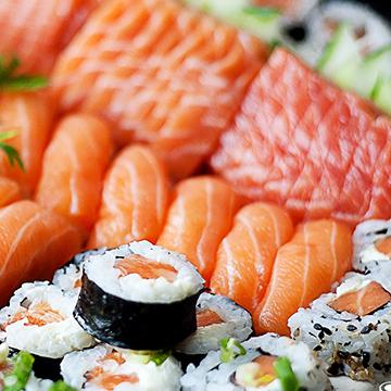 Logo Sushi Rão