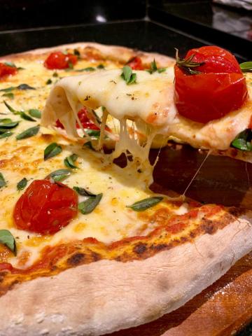 Logo Ventitré Pizzas