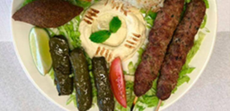 Logo Adoun Delicias Árabes