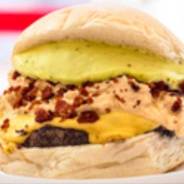 Logo Zé do Hamburger
