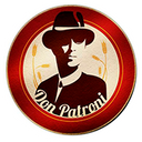 Patroni Pizza background