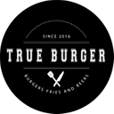 True Burger background