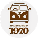1970 Hamburgueria background