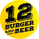 12 Burger & Beer background