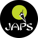Japs - Jardins background