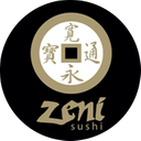 Zeni Sushi background