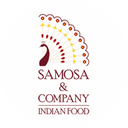 Samosa & Company, Indian Food background