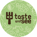 Taste and See background