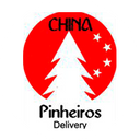 China Pinheiros background