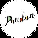 Pandan, gastronomia sem glúten  background