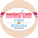 Casa Rosada background