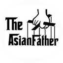 The Asian Father background
