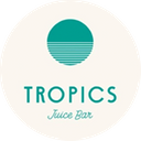 Tropics Juice Bar background