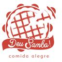 Deu Samba! Comida Alegre background