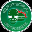 Caveira Burguer background