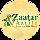 Zaatar & Azeite background