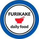 Furikake Food background