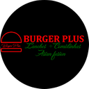 Burger Plus background