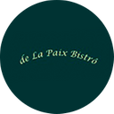De La Paix Bistrô background