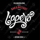 Bar e Bistrot La Perô background