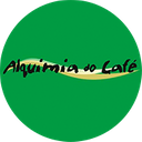 Alquimia do Café background