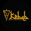 Kebab Street Food & Art background