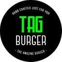 Tag Burger background