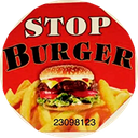 Stop Burguer background