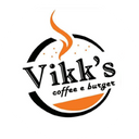 Vikk's Coffe & Burguer background
