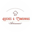 Quiches e Comidinhas background