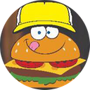 Cap Burger background