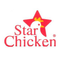 🍗 Star Chicken Frango Frito background