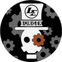 L. E. Burger background