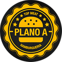Plano A Hamburgueria background