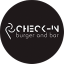 Checkin Burger and Bar background