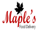Maple's Food Delivery background