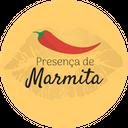 Presença de Marmita background