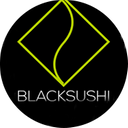 Black Sushi background