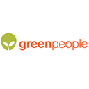 Greenpeople background