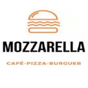 Mozzarella background