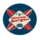 Classic Burger background