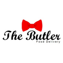 The Butler Food Delivery background