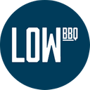 Low BBQ background