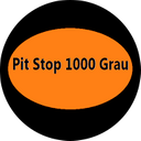 Pit Stop 1000 Grau background